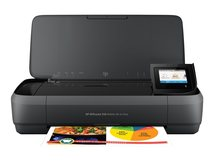 HP Officejet 250 Mobile All-in-One - Multifunktionsdrucker - Farbe - Tintenstrahl - Legal (216 x 356 mm) (Original) - A4/Legal (Medien)