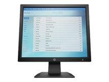 """HP P174 - LED-Monitor - 43.2 cm (17"""") (17"""" sichtbar) - 1280 x 1024 - 250 cd/m² - 1000:1"""