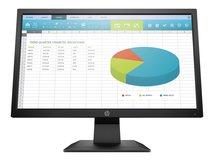 "HP P204 - LED-Monitor - 49.5 cm (19.5"") (19.5"" sichtbar) - 1600 x 900 HD+ - TN - 250 cd/m²"