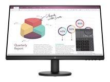 """HP P24v G4 - P-Series - LED-Monitor - 60.5 cm (23.8"""") - 1920 x 1080 Full HD (1080p) @ 60 Hz - IPS"""