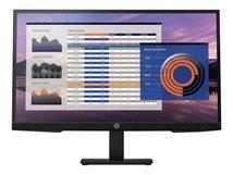 "HP P27h G4 - LED-Monitor - 68.6 cm (27"") - 1920 x 1080 Full HD (1080p) - IPS - 250 cd/m²"