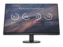 "HP P27v G4 - LED-Monitor - 68.6 cm (27"") - 1920 x 1080 Full HD (1080p) @ 60 Hz - IPS - 300 cd/m²"
