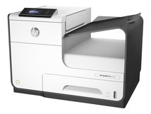 HP PageWide Pro 452dw - Drucker - Farbe - Duplex - seitenbreite Palette - A4/Legal