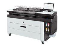 """HP PageWide XL 4200 - 1016 mm (40"""") Multifunktionsdrucker - Farbe - seitenbreite Palette - Rolle (101,6 cm x 200 m) (Original) - Rolle (101,6 cm x 200 m) (Medien)"""