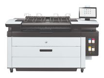 """HP PageWide XL 5200 - 1016 mm (40"""") Multifunktionsdrucker - Farbe - seitenbreite Palette - Rolle (101,6 cm x 200 m) (Original) - Rolle (101,6 cm x 200 m) (Medien)"""