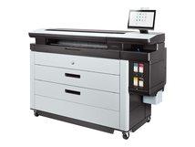 """HP PageWide XL 8200 - 1016 mm (40"""") Großformatdrucker - Farbe - seitenbreite Palette - Rolle (10,16 cm x 200 m) - 1200 x 1200 dpi"""