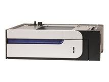 HP Paper and Heavy Media Tray - Medienschacht - 500 Blätter in 1 Schubladen (Trays) - für LaserJet Enterprise MFP M575; LaserJet Enterprise Flow MFP M575; LaserJet Pro MFP M570