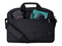 """HP Prelude Pro Recycled Top Load - Notebook-Tasche - 39.6 cm (15.6"""") - Schwarz (Packung mit 12) - für Chromebook x360; Elite x2; EliteBook 83X G8, 840, 84X G8, 85X G8; ProBook 635"""
