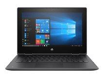 HP ProBook x360 11 G5 Education Edition - Flip-Design - Pentium Silver N5030 / 1.1 GHz - Win 10 Pro 64-bit National Academic - 4 GB RAM - 128 GB SSD TLC