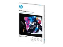 HP Professional Glossy Paper - Glänzend - A4 (210 x 297 mm) - 180 g/m² - 150 Blatt Fotopapier - für Envy Photo 62XX; Officejet Pro 80XX, 90XX; Photosmart B110; Smart Tank Wireless 51X