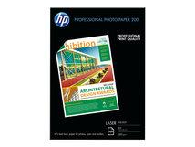 HP Professional Glossy Paper - Glänzend - A4 (210 x 297 mm) - 200 g/m² - 100 Blatt Fotopapier - für Color Laser 150, MFP 178; LaserJet Managed MFP E82540, MFP E82550; LaserJet Pro MFP M427