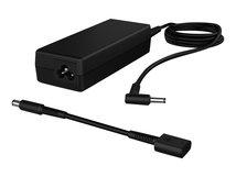 HP Smart AC Adapter - Netzteil - 90 Watt - Europa - für HP 22, 24, 34X G5; Chromebox Enterprise G3, G3; ENVY 14, 17; Pavilion 15; Spectre x360