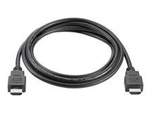 HP Standard Cable Kit - HDMI-Kabel - HDMI (M) bis HDMI (M) - 1.8 m - für Desktop Pro A G2; Elite Slice for Meeting Rooms G2; EliteOne 1000 G2; ProOne 400 G4