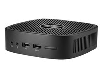HP t240 - Thin Client - DTS - 1 x Atom x5 Z8350 / 1.44 GHz - RAM 2 GB - Flash