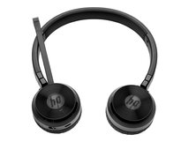 HP UC Wireless Duo - Headset - On-Ear - Bluetooth - kabellos - NFC