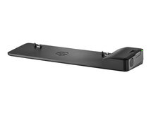 HP UltraSlim Docking Station 2013 - Docking Station - VGA, 2 x DP - EU - für EliteBook 735 G6, 745 G6, 840 G6, 850 G6; Mobile Thin Client mt45; ProBook 640 G5, 650 G5
