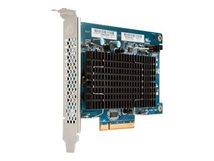 HP Z Turbo Drive Dual Pro - Schnittstellenadapter - M.2 - PCIe 3.0 x4 - für Workstation Z4 G4, Z6 G4, Z8 G4