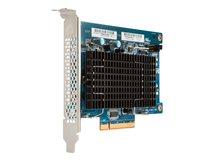 HP Z Turbo Drive Dual Pro - Schnittstellenadapter - M.2 - PCIe 3.0 x4 - für Workstation Z4 G4, Z6 G4, Z8 G4; ZCentral 4R
