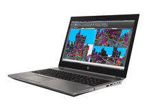 "HP ZBook 15 G5 Mobile Workstation - Core i7 8850H / 2.6 GHz - Win 10 Pro 64-Bit - 16 GB RAM - 256 GB SSD NVMe, TLC - 39.62 cm (15.6"") IPS 1920 x 1080 (Full HD)"