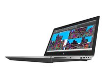 "HP ZBook 15 G5 Mobile Workstation - Core i7 8850H / 2.6 GHz - Win 10 Pro 64-Bit - 16 GB RAM - 512 GB SSD (16 GB SSD-Cache) NVMe, TLC - 39.62 cm (15.6"") IPS 1920 x 1080 (Full HD)"