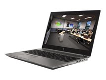 """HP ZBook 15 G6 Mobile Workstation - Core i7 9850H / 2.6 GHz - Win 10 Pro 64-Bit - 32 GB RAM - 512 GB SSD (16 GB SSD-Cache) NVMe - 39.6 cm (15.6"""") IPS Touchscreen 1920 x 1080 (Full HD)"""