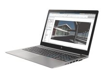 "HP ZBook 15u G5 Mobile Workstation - Core i7 8650U / 1.9 GHz - Win 10 Pro 64-Bit - 16 GB RAM - 512 GB SSD NVMe - 39.62 cm (15.6"") IPS 3840 x 2160 (Ultra HD 4K)"