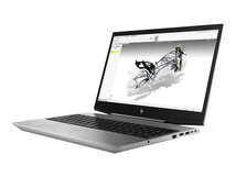 """HP ZBook 15v G5 Mobile Workstation - Core i5 8300H / 2.3 GHz - Win 10 Home 64-Bit - 8 GB RAM - 500 GB HDD - 39.62 cm (15.6"""") IPS 1920 x 1080 (Full HD)"""