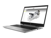 "HP ZBook 15v G5 Mobile Workstation - Core i7 8850H / 2.6 GHz - Win 10 Pro 64-Bit - 16 GB RAM - 512 GB SSD (16 GB SSD-Cache) NVMe - 39.62 cm (15.6"") 1920 x 1080 (Full HD)"