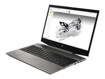"HP ZBook 15v G5 Mobile Workstation - Core i7 9750H / 2.6 GHz - Win 10 Pro 64-Bit - 8 GB RAM - 256 GB SSD TLC - 39.6 cm (15.6"") IPS 1920 x 1080 (Full HD)"