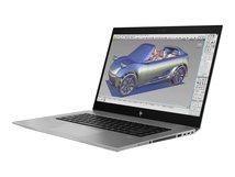 "HP ZBook Studio G5 Mobile Workstation - Core i7 8750H / 2.2 GHz - Win 10 Pro 64-Bit - 16 GB RAM - 512 GB SSD NVMe, TLC - 39.6 cm (15.6"") IPS 1920 x 1080 (Full HD)"