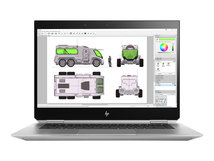 HP ZBook Studio x360 G5 Mobile Workstation - Flip-Design - Core i5 8300H / 2.3 GHz - Win 10 Home 64-Bit - 16 GB RAM - 256 GB SSD NVMe