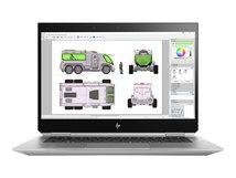 HP ZBook Studio x360 G5 Mobile Workstation - Flip-Design - Core i7 8750H / 2.2 GHz - Win 10 Pro 64-Bit - 16 GB RAM - 512 GB SSD (16 GB SSD-Cache) SED, NVMe