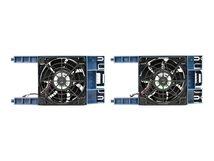 HPE PCI Fan and Baffle Kit - Systemgebläse/Luftleitblech-Kit - für ProLiant ML30 Gen10, ML30 Gen10 Entry, ML30 Gen10 Performance, ML30 Gen10 Solution