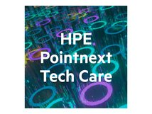HPE Pointnext Tech Care Basic Service with Defective Media Retention - Serviceerweiterung - Arbeitszeit und Ersatzteile - 4 Jahre - Vor-Ort - 9x5