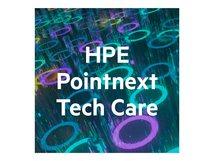 HPE Pointnext Tech Care Critical Service with Defective Media Retention - Serviceerweiterung - Arbeitszeit und Ersatzteile - 3 Jahre - Vor-Ort - 24x7
