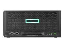 HPE ProLiant MicroServer Gen10 Plus Entry - Server - Ultra-Micro-Tower - 1-Weg - 1 x Pentium Gold G5420 / 3.8 GHz - RAM 8 GB