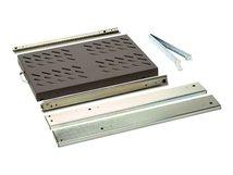 HPE - Rack - Regal - Graphite - für Rack; StorageWorks Rack; Workstation xw4300; HPE 600, 800; Modular Smart Array 2040; Rack
