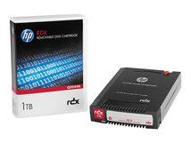 HPE RDX - RDX - 1 TB / 2 TB - für StorageWorks RDX Removable Disk Backup System DL Server Module