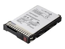 """HPE Read Intensive - Solid-State-Disk - 3.84 TB - Hot-Swap - 2.5"""" SFF (6.4 cm SFF) - SAS 12Gb/s"""