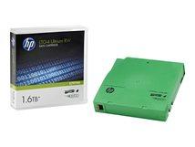 HPE RW Data Cartridge - LTO Ultrium 4 - 800 GB / 1.6 TB - Beschriftungsetiketten - grün - für HPE MSL4048; StorageWorks Enterprise Modular Library E-Series; StoreEver Ultrium 1840