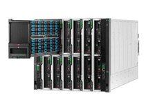 HPE Synergy 12000 Frame - Rack - einbaufähig - 10U - bis zu 6 Blades - Stromversorgung Hot-Plug