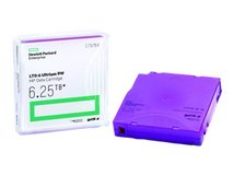 HPE Ultrium RW Data Cartridge - LTO Ultrium 6 6.25 TB - lila - für StoreEver 6250, LTO-6, MSL2024, MSL4048, MSL8096; StoreEver 1/8 G2