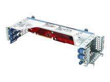HPE x8/x8 Slimline Secondary Riser Kit - Riser Card - für ProLiant DL345 Gen10 Plus, DL345 Gen10 Plus Base, DL345 Gen10 Plus Entry