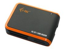 i-Tec - Kartenleser - All-in-one (Multi-Format) - USB 2.0