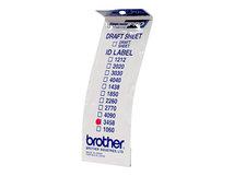 ID3458 - 34 x 58 mm 12 Etikett(en) Stempeletiketten - für StampCreator PRO SC-2000, PRO SC-2000USB
