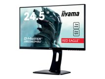 "iiyama G-MASTER Red Eagle GB2560HSU-B1 - LED-Monitor - 62.2 cm (24.5"") - 1920 x 1080 Full HD (1080p) @ 144 Hz - TN - 400 cd/m²"