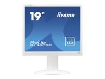 "iiyama ProLite B1980SD-W1 - LED-Monitor - 48.3 cm (19"") - 1280 x 1024 @ 75 Hz - TN - 250 cd/m²"
