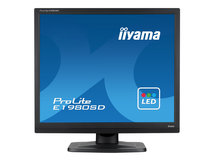 "iiyama ProLite E1980SD-B1 - LED-Monitor - 48.3 cm (19"") - 1280 x 1024 - TN - 250 cd/m²"