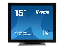 "iiyama ProLite T1532MSC-B5AG - LED-Monitor - 38 cm (15"") - Touchscreen - 1024 x 768 - TN"