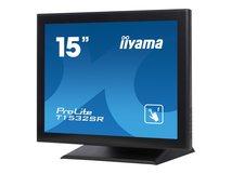 "iiyama ProLite T1532SR-B5 - LED-Monitor - 38 cm (15"") - Touchscreen - 1024 x 768 - TN"